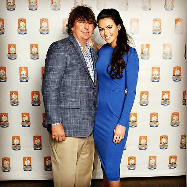 Jason and Amanda Dufner.