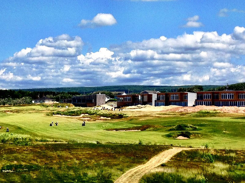 """""""@eamonlynch: From the 5th tee."""""""