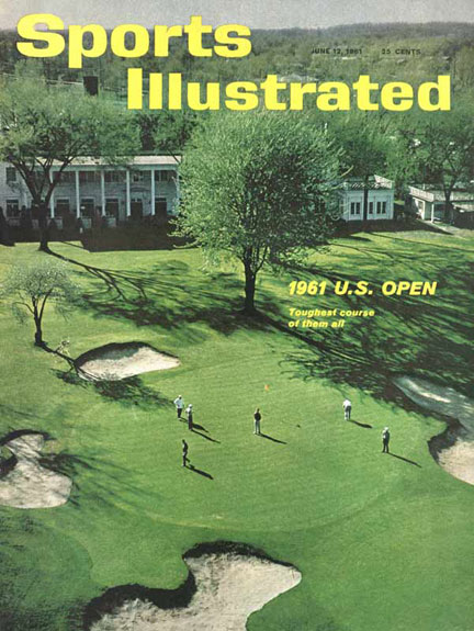 1961 U.S. Open Preview: Oakland Hills, June 12, 1961