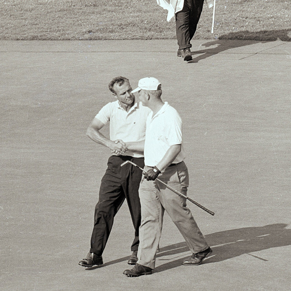 Jack Nicklaus                       Tournament: 1962 U.S. Open                       Age: 22