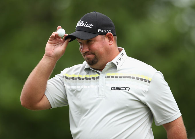 Brendan de Jonge                            $1,169,895 (87th on money list)                            2014 Highlights: 2 top-10s, 4 top-25s, 7 missed cuts                            Best Finish: T6 at the Wells Fargo Championship