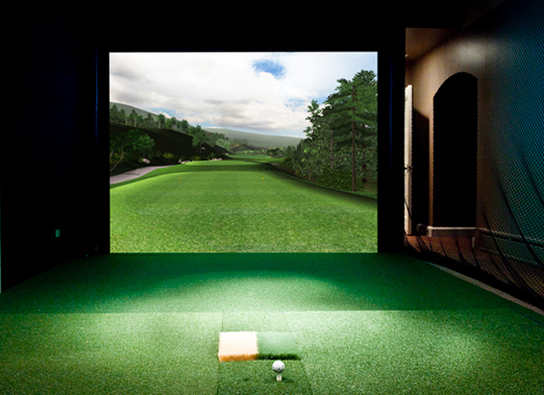 The aboutGolf PGA TOUR Simulator                       $40,000 (aprox.), aboutgolf.com