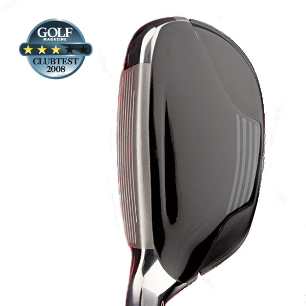 """ClubTest 2008: Hybrid Club                           GOLF Magazine asked players just like you to try the newest hybrid clubs on the market. Learn which one was voted their favorite.                                                      Adams Idea a3 Boxer                           $149, graphite                           adamsgolf.com                                                      We tested: 3 (19°), 4 (22°) and 5 (25°) in Grafalloy ProLaunch Red graphite shaft. Shaft length (3-hybrid): 40"""", graphite                                                      Company line: """"A category-leading MOI of 3,350 g/cm2 results in easy-to-hit shots that are more forgiving, straighter and longer. It has a 30 to 70 percent higher MOI than leading hybrids. Milled face grooves offer more consistency and performance.""""                                                      Our Test Panel Says:                           PROS: Ball holds desired line on both center shots and misses; consistent direction from assorted lies; muscular design encourages an aggressive swing; shots from rough come out clean and pose little problem; ball penetrates and doesn't float; square head shape is a non-issue.                           CONS: These go straight, which is a very good thing until you need to purposely curve the ball; often difficult to tell, based on feel, where the ball is going;                            too many directional misses— for example, shots that start right of target, then fly straight.                                                      """"Distances and direction are monotonously consistent."""" — Doug Lair (8)                                                                                                            Rate and Review this club"""
