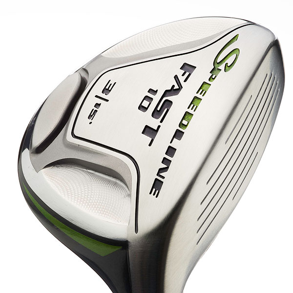 Adams Speedline Fast10 Fairway Woods                           $200