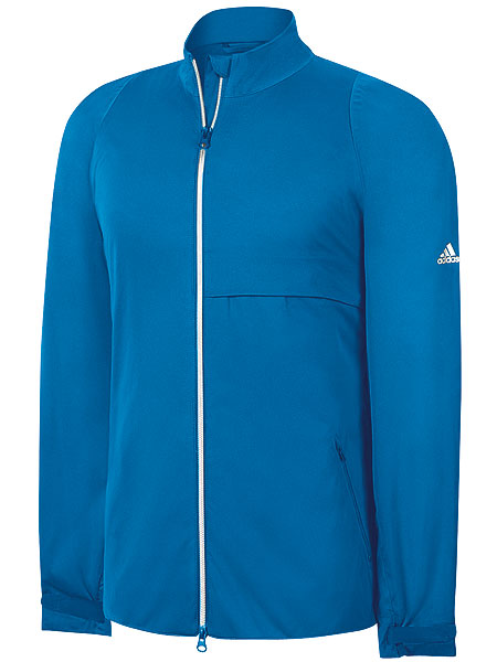 Adidas ClimaFit Storm Jacket ($145)                           adidasgolf.com                           Adidas designers have created a jacket that will keep you bone dry, but also will remain silent as you swing. The ClimaProof Storm soft shell jacket is fabricated from a laminated high-gauge polyester that is exceptionally soft and stretchable.