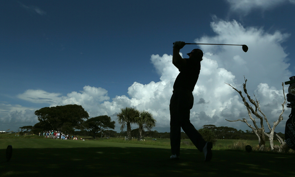 Graeme McDowell of Northern Ireland has played in the final group in both of the last two major championships. He tied for second at the U.S. Open and tied for fifth at the British.
