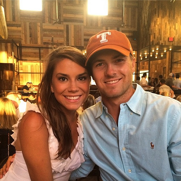 @jordanspieth Happy 21st to this beautiful girl! Great time at the Rustic with family and friends @annie_verret
