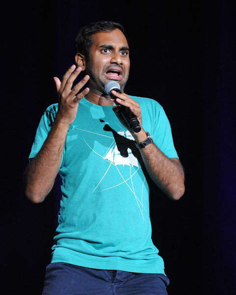 """So I got dissed by Obama.""                             -- Comedian Aziz Ansari after telling Howard Stern that President Barack Obama skipped a meeting with him to play golf instead."