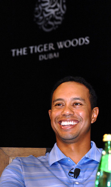 Tatweer: The Tiger Woods Dubai                           In 2008, Woods was reportedly paid $55.4 million by Tatweer, a developer based in the United Arab Emirates, to lend his name to a golf project in Dubai. After the financial crisis, the course went under, but Tatweer remains one of Tiger's sponsors.