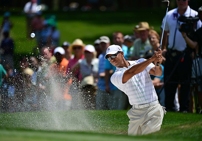 Woods will next tee it up at the Players Championship.