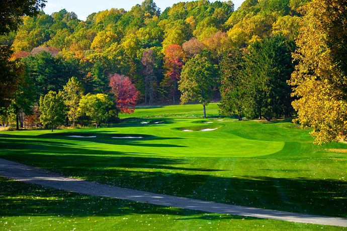 60.  Baltusrol (Upper)                           Springfield, N.J.More Top 100 Courses in the U.S.: 100-76 75-5150-2625-1