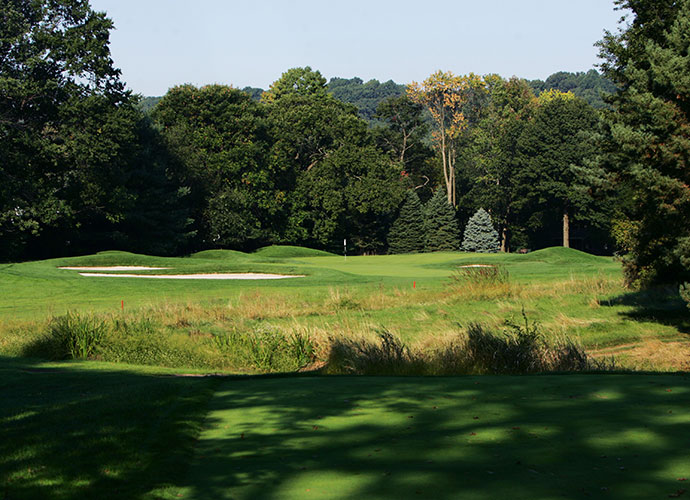 8. Baltusrol Golf Club (Upper Course), Springfield, N.J., 1922:                       If its brawnier sibling, the Lower Course, is considered the premier tournament track, this mountainside layout is much more fun; sloping greens and sidehill lies are part of the puzzle to be solved. Byron Nelson, Gene Sarazen and Tommy Armour were all in the field when the Upper hosted the 1936 U.S. Open, but little-known Tony Manero emerged the winner.