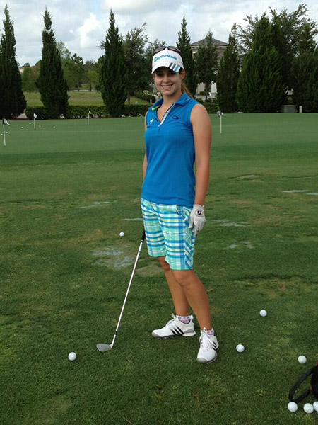@BeatrizRecari: @OakleySports Check out my latest outfit #OakleyGirl #Summer #LoveColor #GolfFashion