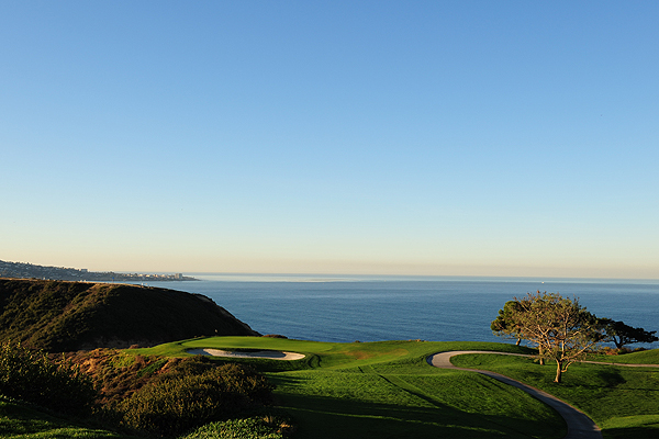 California                                              Best Golf:                       1. Pebble Beach Resorts                       2. Lodge at Torrey Pines (left)                       3. La Quinta Resort & Club	                       4. Four Seasons Resort Aviara		                       5. Saddle Creek Resort                                              Best Lodging:                       1. Pebble Beach Resorts                       2. Bacara Resort & Spa	                       3. Four Seasons Resort Aviara	                       4. St. Regis Resort Monarch Beach	                       5. Renaissance Esmeralda Resort & Spa