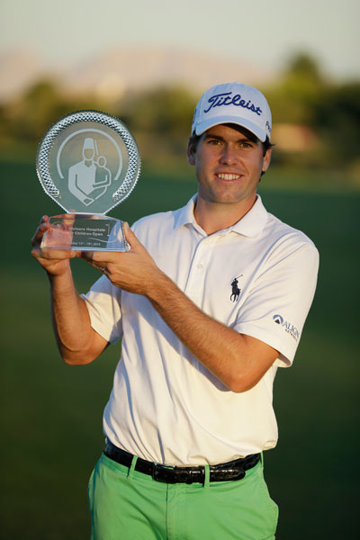 Meanwhile, Ben Martin secured his first PGA Tour win after regaining the lead with a clutch eagle on the 16th hole.