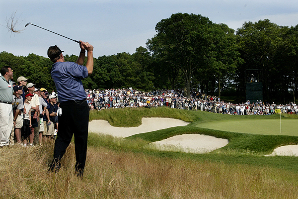 Bethpage Black Golf Course                           U.S. Opens Hosted: 2009 (Lucas Glover), 2002 (Tiger Woods)