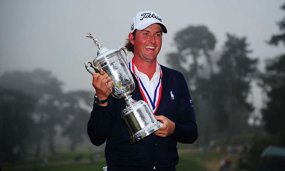 Webb Simpson shot a Sunday 68 to win the 2012 U.S. Open at the Olympic Club.