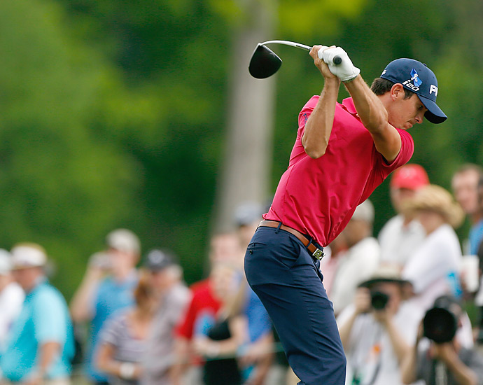 Tournament: Zurich Classic                           Champion: Billy Horschel                           Driver: Ping G25