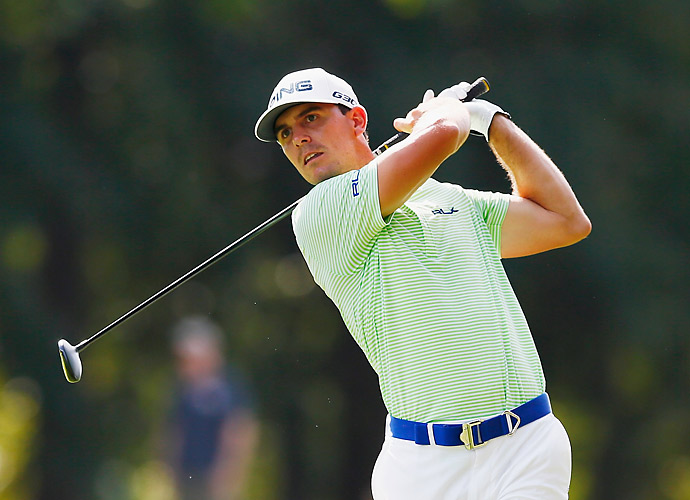 Horschel won last week's BMW Championship which launched him into second place in the FedEx Cup standings.