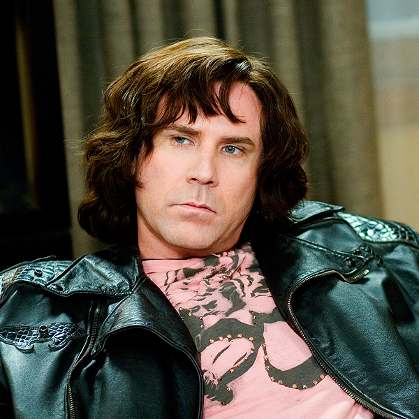 "Chazz Michael Michaels (Blades of Glory)                           ""He's a sex addict, so he'd probably get caught molesting a golf bag."""