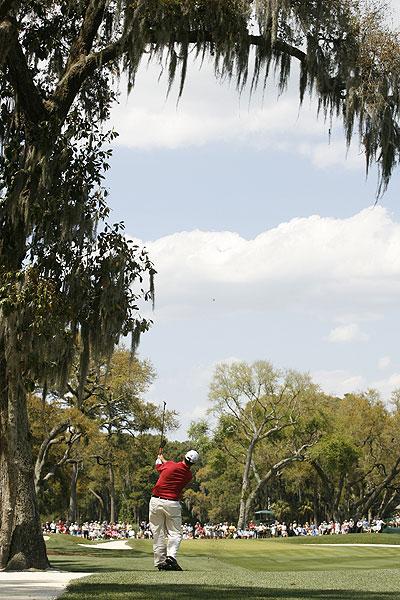 Boo Weekley hit 71% of the fairways and made 23 birdies last week at Harbour Town.