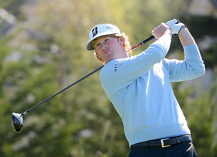 Tournament: Pebble Beach Pro-Am                             Champion: Brandt Snedeker                             Driver: TaylorMade Burner SuperFast