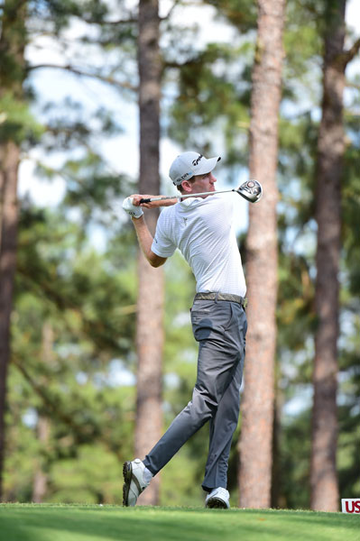 """Brendon Todd was one of the few players challenging leader Martin Kaymer. He followed a first-round 69 with a 67 and was alone in second at -4, six shots behind Kaymer. He attended Green Hope High School, in Cary, N.C., about one hour northeast of Pinehurst. """"I remember having a lot of good times down here,"""" he said. """"I played some really fun junior golf tournaments down here. Pinehurst is a special place, it's sort of a golf haven."""""""