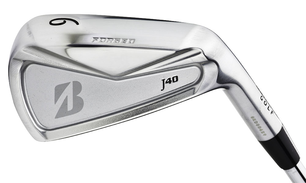 Bridgestone J40 Cavity Back, $699, steel (set of 6)                           See the complete review.