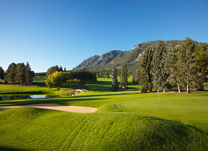 1. Broadmoor Golf Club (East), Colorado Springs, Colo.: One of his rare creations west of the Mississippi, Ross carved the Broadmoor from the foothills of the Cheyenne Mountain in 1918. Today's Ross originals appear as holes 1-6 and 16-18. Jack Nicklaus won the 1959 U.S. Amateur here, Annika Sorenstam the '95 U.S. Women's Open. At 6,200 feet, with mountain backdrops, both distance control and green reading vex the best.