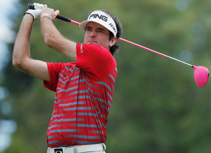 Bubba Watson shot his third-straight 66 to finish in second at 12 under, two strokes behind Horschel.
