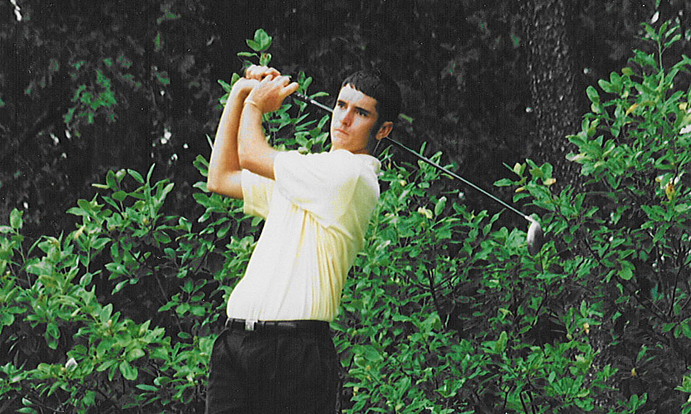Bubba Watson was a three-time AJGA All-American during his junior golf days.