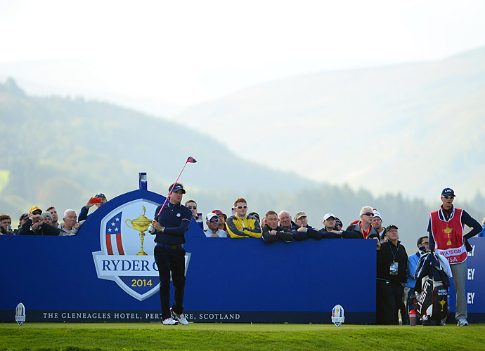 Watson is 0-2 so far at this Ryder Cup.