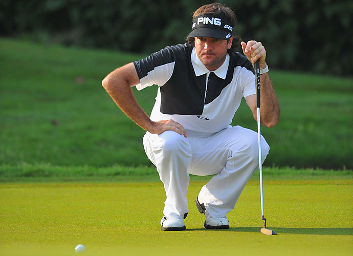 An opening round 78 hurt Bubba Watson's chances from the start. His final round 73 didn't help either. He finished tied for 31st at 3-under.