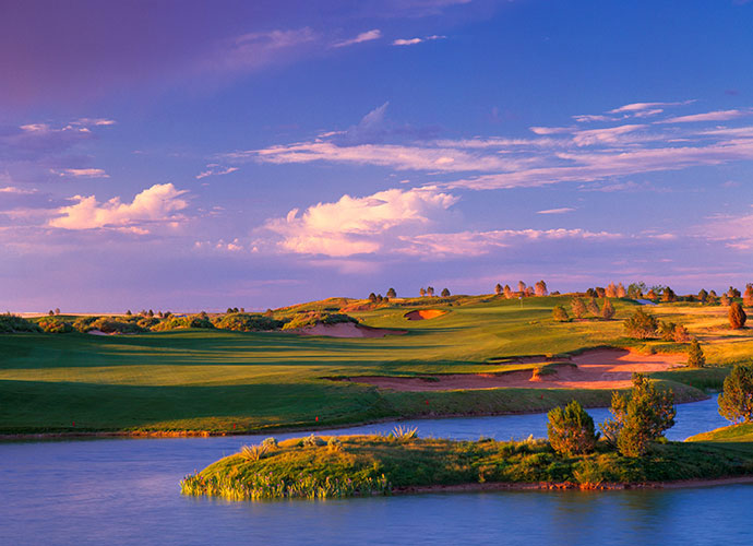 3. Tom Fazio: One of the most prolific and honored modern architects has 11 Texas creations to his credit. Among his top public-access tracks are Barton Creek's two courses in Austin and Butterfield Trail in El Paso, pictured here.