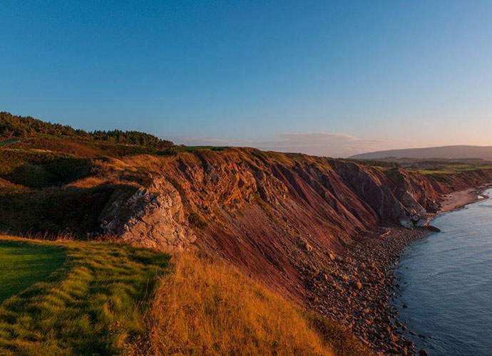Cabot Cliffs, a stunning new Bill Coore/Ben Crenshaw-design hugging the Nova Scotia coast, opens for play in July and already has course hounds everywhere buzzing with excitement. Check out these photos for a sneak preview of 2015's most anticipated course opening.