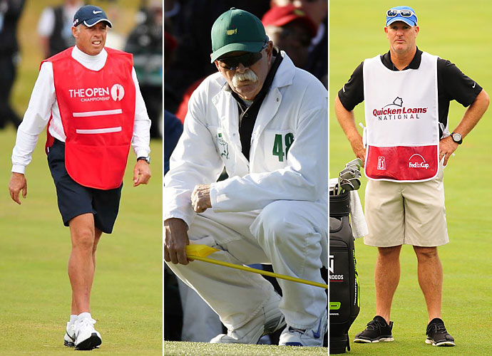 There are plenty of caddies that have found themselves at center stage while carrying a bag for a PGA Tour star. There are some others you might not know, however. Here's  the definitive list of the best caddies of all time.