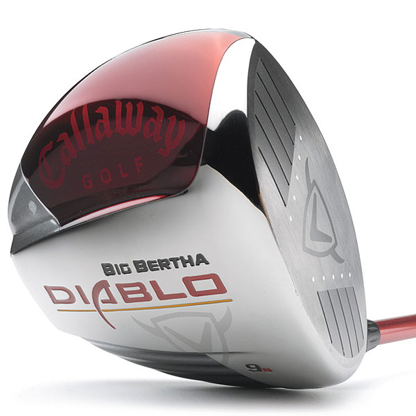 "Callaway Big Bertha Diablo                           $299, graphite; callawaygolf.com                                                      It's for: All skill levels                                                      Dr. Alan Hocknell, VP of Innovation and Advanced Design: ""Previous Big Bertha drivers target golfers who need the most help with their game. Big Bertha Diablo differs because its performance is optimized for a broad range of golfers, including those of the highest ability. Its new body shape is functional and dynamic.""                                                      How it works: Big Bertha Diablo is built for speed and distance. The all-titanium head fuses a lightweight body, a lively clubface and a thin crown (Callaway's thinnest ever at 0.027""). Using a light frame allows discretionary weight (a 10-gram internal weight chip in the Neutral head and a 15-gram chip in the Draw version) to be welded into the rear for a higher moment of inertia (MOI). The                           head shape steers the center of gravity (CG) to 'neutral' or 'draw' locations (Unconventional shapes generally require less discretionary weight to increase MOI and lower CG.) The MOI in Diablo Neutral is 20 percent higher (the Draw version is 10 percent higher) than Big Bertha 460. A hyperbolic face combines with the ultra-stable head to generate faster ball speeds on offcenter hits (resulting in less distance loss) than previous titanium drivers."