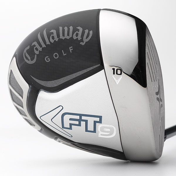 "$399, graphitecallawaygolf.com                        Jeff Colton, Senior VP of R&D:  ""FT-9 is an example of our 'Complete Inertial Design' principal. It factors in all design variables to produce the most balanced, highest performing drivers possible.""                        How it works: The combination of a carbon composite body, titanium face cup and OptiFit weighting system (available in Neutral or Draw bias to suit your ball-flight tendencies) should buoy average driving distance. Callaway's ""hyperbolic face technology""—'X' pattern behind hitting area is thickest in center, thinnest in perimeter—improves ball speed across the face for improved distance on misses. Twenty-six grams along the sole, outside the head, creates 3-percent higher MOI (heel to toe) and 20-percent higher MOI (crown to sole) than in FT-5. The result is more consistent trajectory (and distance), especially for misses high or low on the face.                        Buy and Compare This Driver"