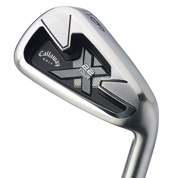 "$799, steel                       callawaygolf.com                                              It's for: Competitive players                                              Luke Williams, Director of Innovation:                       ""We definitely designed                       these sticks with                       slightly better, more serious                       players in mind. The X-22 Tour                       has a traditional look, but it                       delivers nontraditional levels                       of performance and accuracy.""                                              How it works: The cast                       stainless steel clubhead has a                       slimmer, more compact design                       than the X-20 Tour. ""Notch                       weighting"" shifts more mass                       to the perimeter (than the X-20                       Tour) for added head stability.                       Redistributing weight from the                       hosel to the toe creates neutral                       weighting (no heel or toe                       bias). Expect enhanced feel                       from the X-22 Tour due                       to the repositioned CG (in                       line with the center of the                       face). The redesigned hosel                       is bendable (for loft or lie)                       to fit your specs.                                              Compare and Buy These Irons"