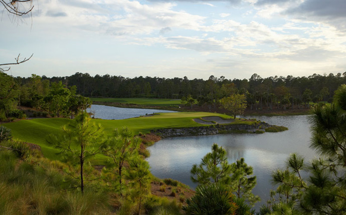 61. Calusa Pines                       Naples, Fla.More Top 100 Courses in the U.S.: 100-76 75-5150-2625-1