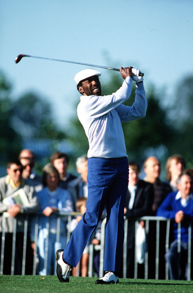 Peete shot a final-round 66 at TPC in Ponte Vedra to win the 1985 Players. He finished 14 under par, breaking Fred Couples 1984 tournament record by three shots.