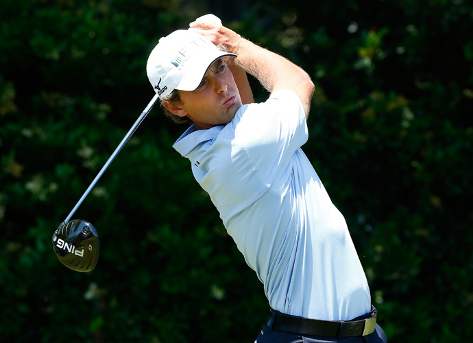 Charles Howell uses Mizuno's MP-59 irons and the company's new MP-T4 wedges.
