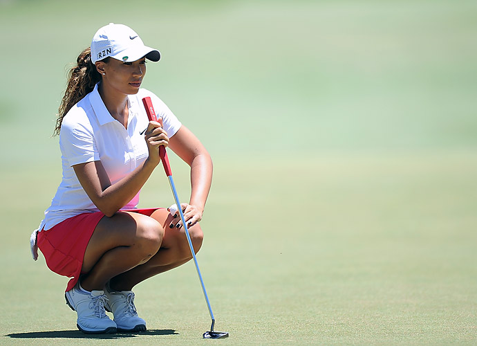 """""""I always knew that professional golf was something I was going to do,"""" Woods told Golf Magazine. """"There was never a second thought, I always knew that I was going to be on the LPGA Tour eventually. And I'm still working toward that. But I know that it will happen."""""""