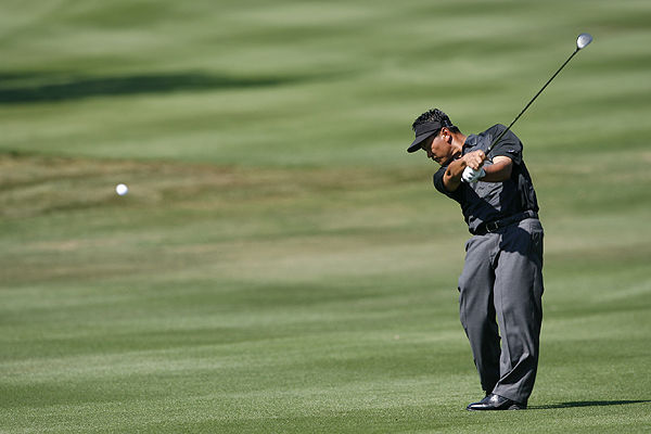 K.J. Choi, South Korea                           Seed: 5                           PGA Tour Money List: 5th ($3,673,659)                            World Ranking: 11                           Best Finishes at                            Westchester Country Club: T33 (2002)                            Key Stat: Choi has lowered his scoring average from 70.21 in 2006 to 69.52, ranking him seventh on the PGA Tour.