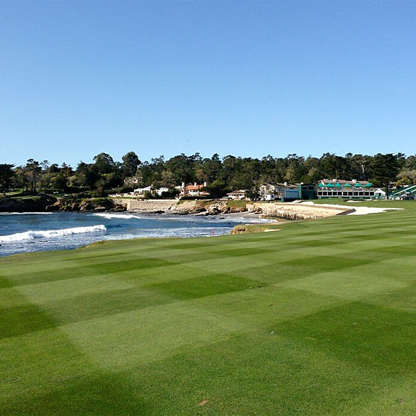 @ChrisDiMarco: Nothing better! #PebbleBeach