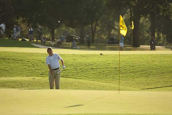Tim Clark, South Africa                           FedEx Cup Standing: 33                           Current point total: 93,525