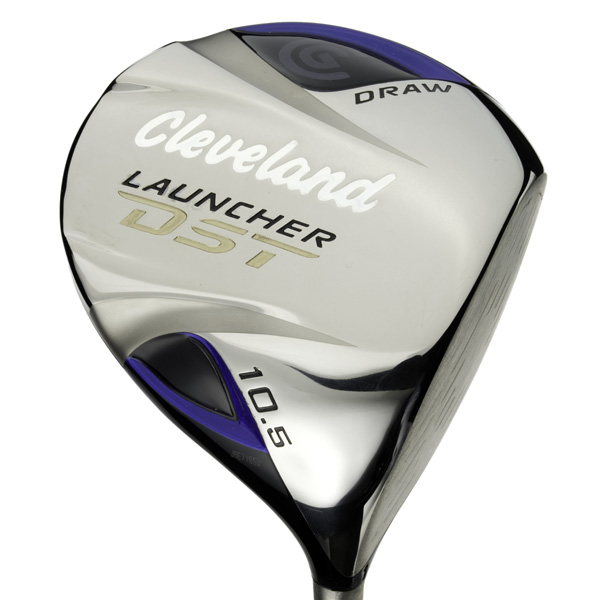 Cleveland Launcher DST Draw                       $299, clevelandgolf.com                                              SEE: Complete review, video                       TRY: GolfTEC, Golfsmith, Cleveland fitting                       BUY:Cleveland Launcher DST Draw on Golf.com