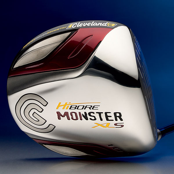 "Cleveland HiBore Monster XLS                           $299, graphite                           clevelandgolf.com                           It's for: All skill levels                           Key feature: Large, thin face                           The firm's biggest, broadest hitting area (16-percent                           larger than HiBore XLS) makes the Monster ultrastable                           and forgiving (MOI is 5,900 g/cm2). Twenty-four                           grams of discretionary weight spread across its rear                           allow off-center hits to be on par with center contact.                           The clubface is raised relative to where the sole touches                           the ground. This reduces mass (by 7 grams) low in the                           face and contributes to its ""high launch, low spin"" profile.                           Monster XLS comes in Tour (440cc) version with 2° open                           clubface, Standard (460cc) with square face or Draw                           (460cc; offset) with 3° closed face. You can also dial in your ball flight with Fujikura's Flightspeed Gold shaft (high trajectory) or Flightspeed Red (lower, more penetrating shape)."