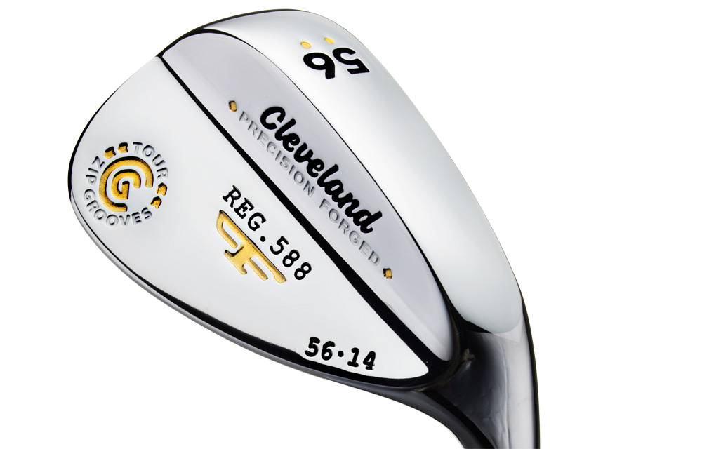 "Cleveland 588 Forged                           $139; golf.com/cleveland                           The original cast 588 is still the most popular wedge of all time. Now an identical head (same face profile and sole specs as the original) is forged from 1025 carbon steel for enhanced feel and consistency. The company co-developed its ""Concept"" wedge shaft with Tour Temper. The shaft—which features a softer butt and stiffer tip—is designed to produce a lower launch, more penetrating ball flight and more spin. The club's ""Tour Zip"" grooves, meanwhile, push the limits of USGA regulations. Available in a chrome or satin finish."