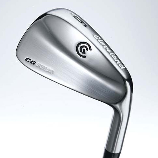 Cleveland CG Tour                       $799, steel                       clevelandgolf.com                       Construction: Cast from 8620 carbon steel                       Finish: Platinum chrome                                              • The stylish square toe is a preferred look at address among better players.                       • A large muscleback moves weight as low as possible to help get shots up.                       • Milled grooves and clubface contribute to heightened control.                                              Rate and Review this club
